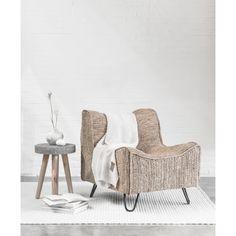 Fauteuil Frejus van het merk House of Sakk is gemaakt.