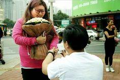 LIMA VAGA: Joven engordó a su novia para que no lo dejara por...