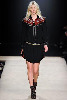 Isabel Marant - Fall 2012 Ready-to-Wear