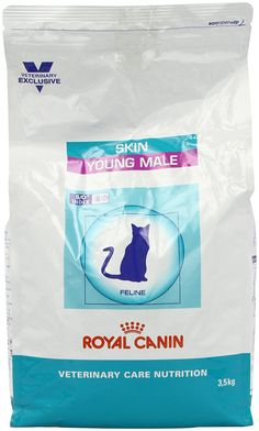 Royal Canin Vet Care Nutrition Feline Skin Young Male 3.5 Kg