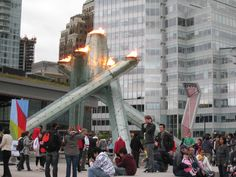 Canada Day in Vancouver