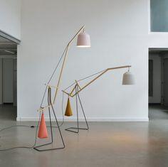 lampe bois équilibre