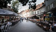 Zagreb, Croatie. Miles and Love