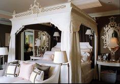 awsome! Princess bed for me! :)