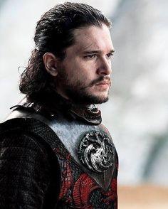 Jon Targaryen ❤️⚔️ #GameofThrones
