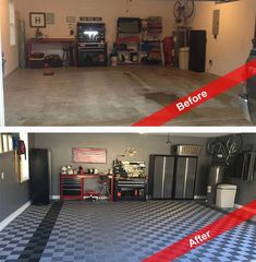 39 The Best Man Cave Garage Ideas > Fieltro.NetYou can find Mechanic garage and more on our The Best Man Cave Garage Ideas > Fieltro. Man Cave Garage, Garage House, Home Gym Garage, Garage Room, Garage Man Cave Ideas On A Budget, Car Garage, Garage Party, Small Garage, Garage Transformation