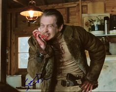 Steve Buscemi- funny lookin in a general kinda way. Fargo 1996, Movie List, I Movie, Screen Junkies, Coen Brothers, Steve Buscemi, The Big Lebowski, Romantic Evening