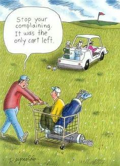 A funny golf joke! Find plenty of Golf Humor, Ideas, and Tips here at #lorisgolfshoppe