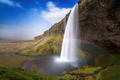 Photo Seljalandsfoss by Florent Criquet on 500px