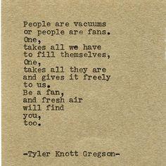 "3,855 Likes, 47 Comments - Tyler Knott Gregson (@tylerknott) on Instagram: ""Typewriter Series #2017 by Tyler Knott Gregson"""