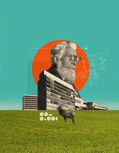 Mark Weaver futurism graphic design
