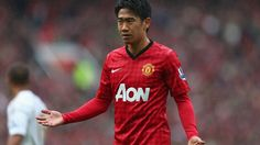 Kagawa fighting for his Manchester United future