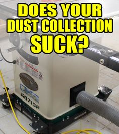 Tackling Table Saw Dust Collection