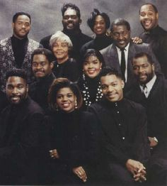 The Winans....this family is soooo talented!!!