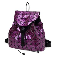 Women backpack 2018 geometric patchwork diamond lattice backpack famous brand drawstring bag mochila sac a dos 7 Colors DF411. Yesterday's price: US $20.14 (16.67 EUR). Today's price: US $20.14 (16.65 EUR). Discount: 65%.