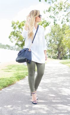 Olive + Navy | Living In Color Print3
