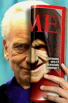 Senator Palpatine IS 'The Phantom Menace' of the episode title.