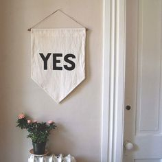 i love this banner from Etsy shop Secret Holiday.