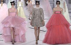Giambattista Valli Haute Couture 2015 İlkbahar-Yaz koleksiyonu
