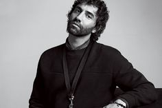 Riccardo Tisci, the designer, reinvented Givenchy, turned around its fortunes, and conquered both the runways of Paris and the streets of Atlanta. But he also did something much more ri… Gq Usa, God Save The Queen, Givenchy Women, Its A Mans World, Italian Fashion Designers, Only Fashion, Well Dressed Men, Fashion Labels, Couture Collection