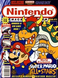 Nintendo Magazine System #11 WORDS ONLY