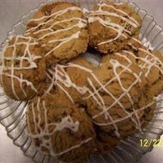 Black Pepper Cookies