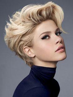 Short-Asymmetric-Haircut