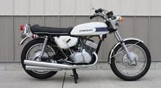 """The Kawasaki Mach III was an incredibly fast motorcycle, but its reputation as a """"widowmaker"""" seems..."""