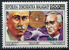Madagascar, Alexander Fleming, Prix Nobel, Nobel Prize Winners, Baseball Cards, History, Medicine, Door Bells, Stamps