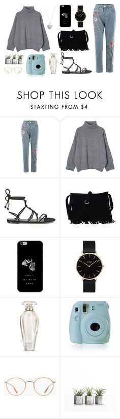 """""""Untitled #194"""" by deandelaina on Polyvore featuring Rebecca Minkoff, CLUSE, Victoria's Secret, Fujifilm and Silver Expressions by LArocks"""