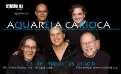 Check out Aquarela Carioca on ReverbNation