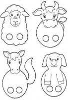 bárány kifestő - Google keresés