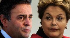 Canadauence TV: Datafolha, Aécio tem 51%, e Dilma, 49% dos votos v...