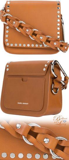 Brilliant Luxury ♦ Isabel Marant Minza Shoulder Bag