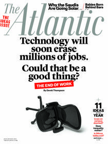 As More Jobs Are Taken Over by Artificial Intelligence, Certain Fields Dominated by Men May be at Greater Risk - The Atlantic
