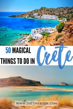 What to do in Crete? Check these 50 magical things to do in Crete  Best beaches of Crete   Crete cities to visit   Best Cretan food   Greek islands   Things to do in Crete   Holidays in Crete   Travel to Crete   Holidays in Greece