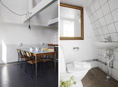 A pretty, rustic, minimalistic hotel on Gotland