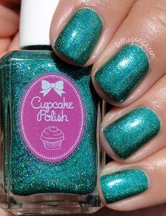 Cupcake Polish Enchanted // @kelliegonzoblog