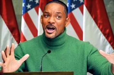 Will Smith Says Donald Trump And 'Crazy Stuff About Muslims' May 'Force' Him To Run For President