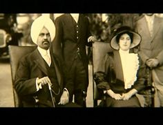 Anita Delgado  and her husband Maharaja of Kapurthala ,  He moved her into a luxury apartment in Paris, showered her with expensive clothes and jewellery and hired a Frenchwoman to teach Anita the proper social graces to allow her to mix with the upper class.