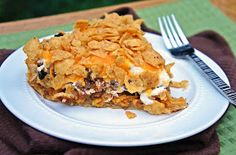 The Kitchen Life of a Navy Wife: Frito Taco Pie
