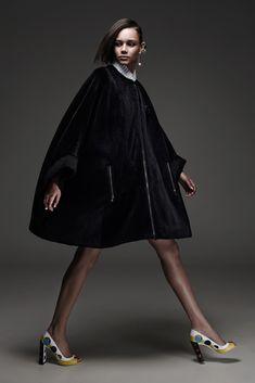 Fendi Resort 2015 Fashion Show - Binx Walton