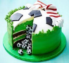 Tartas de cumpleaños ;)