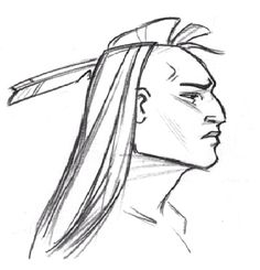 KOCOUM!!! I love him so much. Um yeah, Pocahontas concept art.