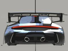 0_0: Porsche. Win. Yes. Anton Guzhov :) Car Design Sketch, Car Sketch, Dancing Drawings, Industrial Design Sketch, Car Illustration, Illustrations, Automotive Design, Auto Design, Porsche Design