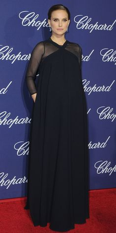 Look of the Day - Natalie Portman from InStyle.com