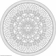 Tribal Mandala Coloring Pages Geometric Coloring Pages, Heart Coloring Pages, Adult Coloring Book Pages, Mandala Coloring Pages, Colouring Pages, Printable Coloring Pages, Coloring Sheets, Coloring Books, Mandala Design