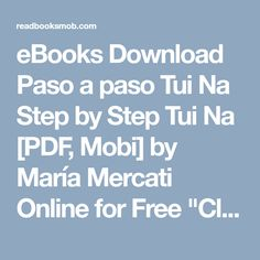 Read books thinkertoys pdf by michael michalko complete read ebooks download paso a paso tui na step by step tui na pdf mobi fandeluxe Gallery