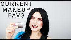Current Makeup Favorites - Feb 16, 2018