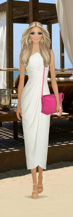Monaco Beach Champagne Lunch: Covet Fashion Jet Set 5 Stars